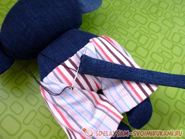 sew tail
