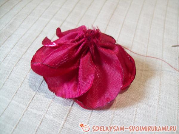 резинки для волос из ткани
