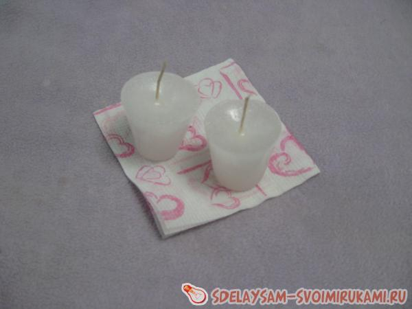 Scented candles manual