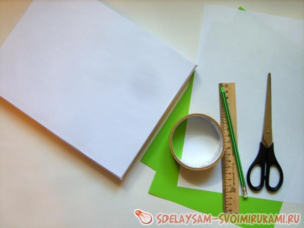 Простые цветы из бумаги Оригами поделки для украшения