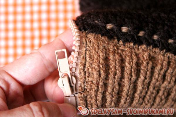 курточка для малыша крючком