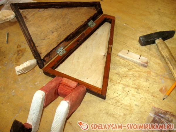 Key box for Pinocchio