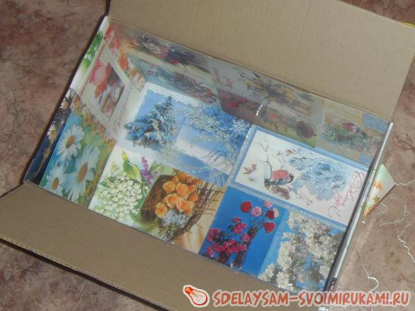 коробка для хранения игрушек