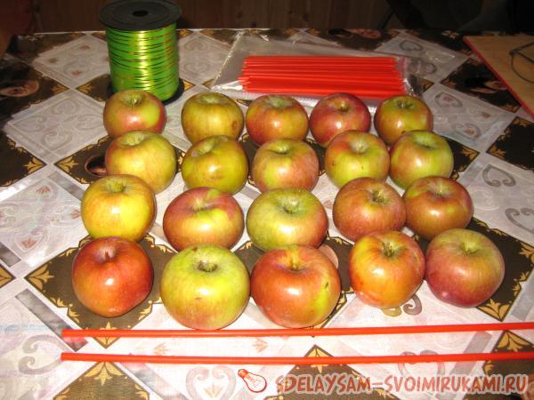 Яблоки в карамели (190 рецептов с фото) - рецепты