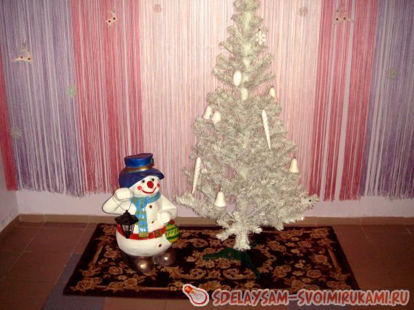 Идея декора на новогодние праздники