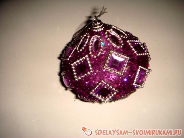 Новогодние шарики