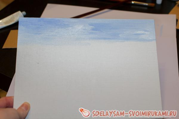 Oil Painting Breath of Autumn