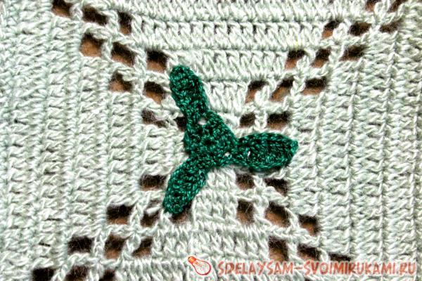 Tack crochet