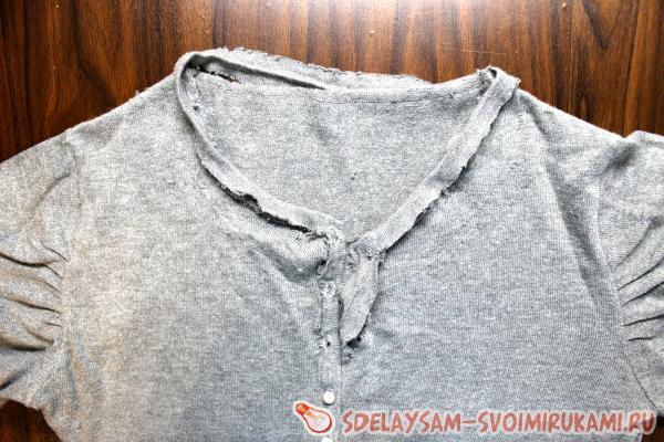 Украшение блузки своими руками: фото, как можно украсить
