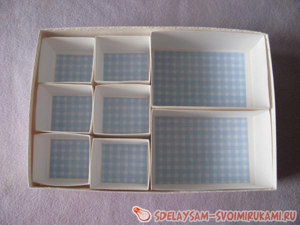 коробочка для памятных мелочей