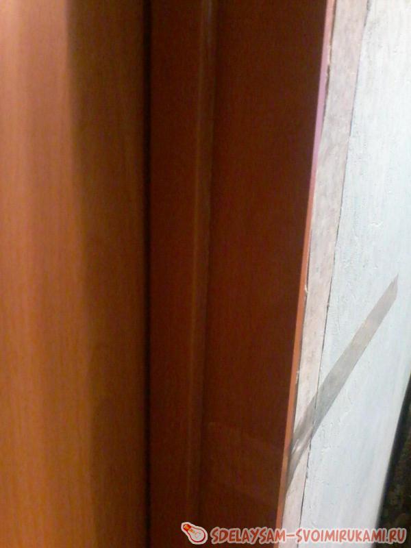 обналичники межкомнатных дверей
