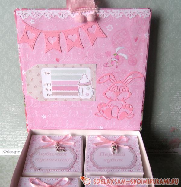 Мамины сокровища для маленькой девочки