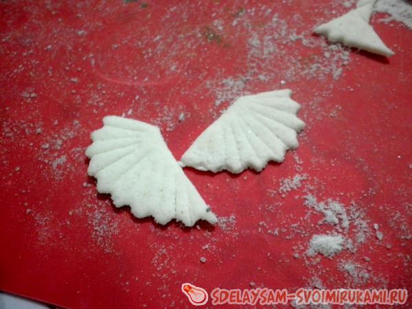 Фигурки из мастики для торта