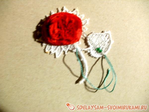 Валентинка магнит