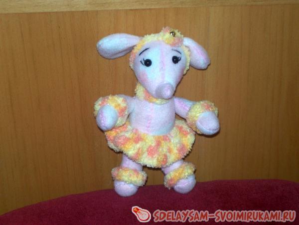 Слониха Тося