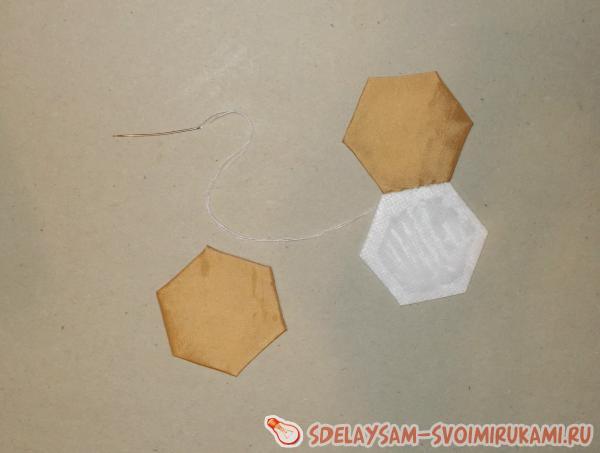 Пластиковая подставка под горячее