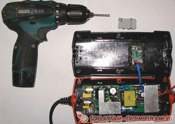 Refinement Charger device