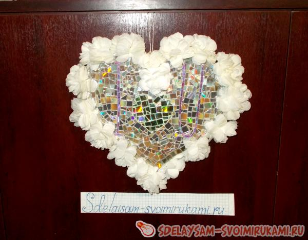 Поделка ко дню святого Валентина