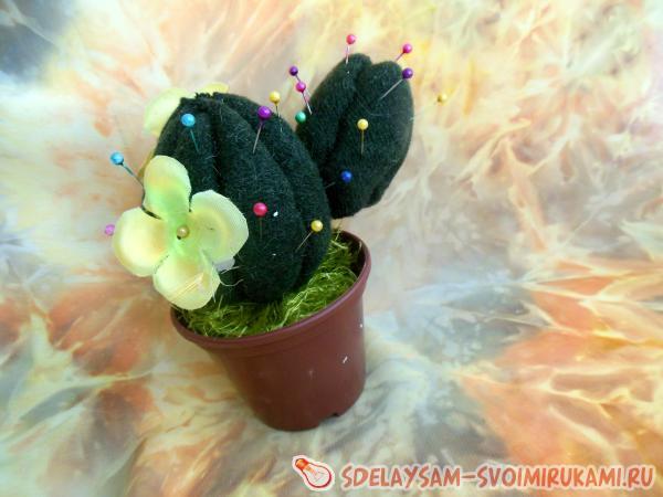 Foam cactus