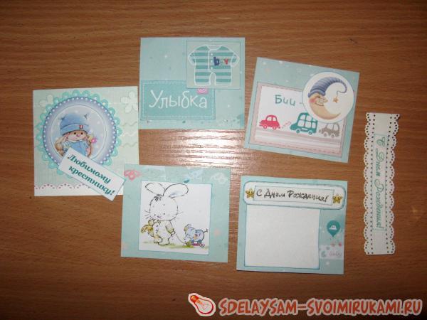 Сундучки и коробки для денег, конвертов и подарков 10
