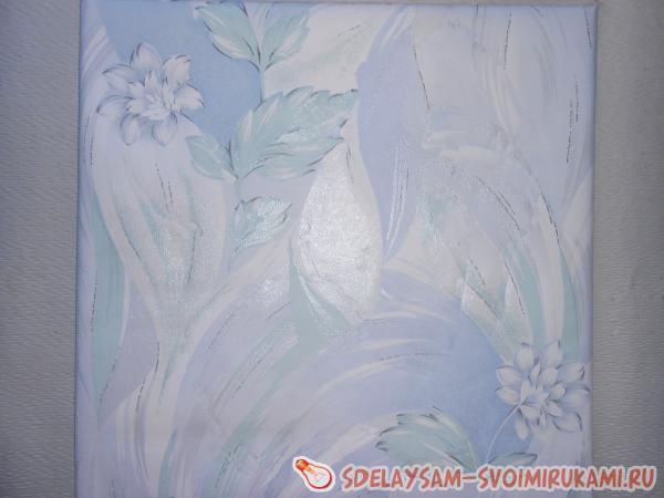 Картина из подручных материалов