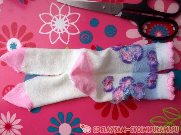 Aromatic sock cat