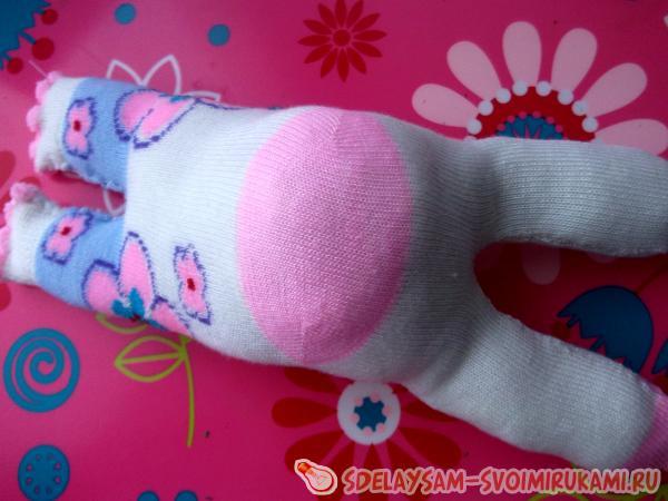 Ароматный котик из носка