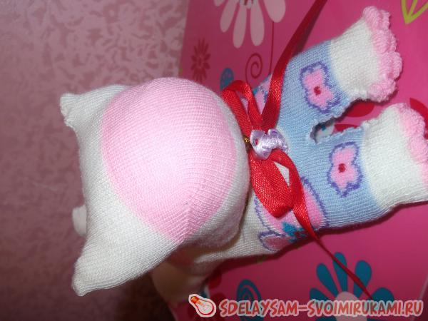 Fragrant sock cat