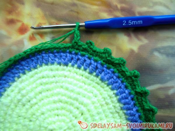 Crochet application Spring mood