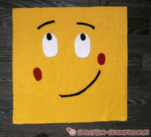 Smiley Cushions