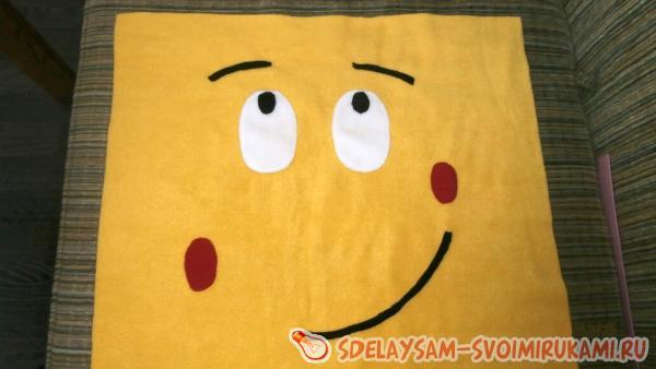 Pillows smiles