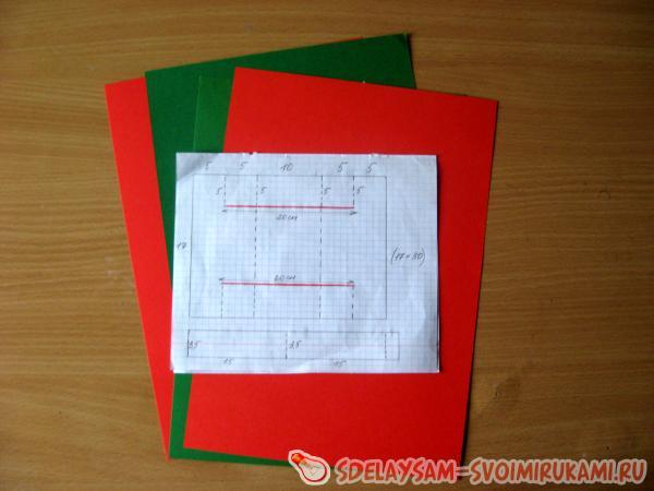 Скрапбукинг открытки сложные