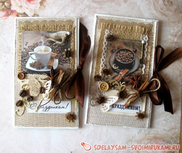 Кофейный магнитик своими руками фото 219