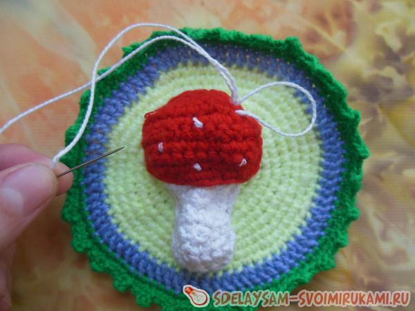 Crocheted Spring Mood