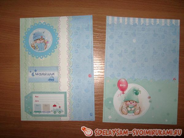 Album notebook