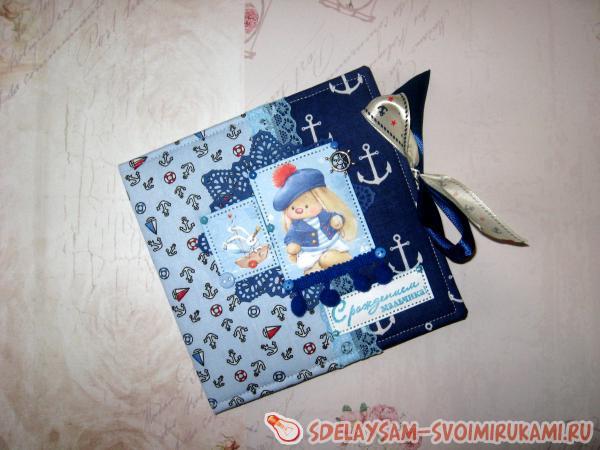 Мягкий конверт для свадебного диска