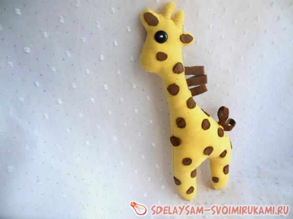 Мягкая игрушка - жираф