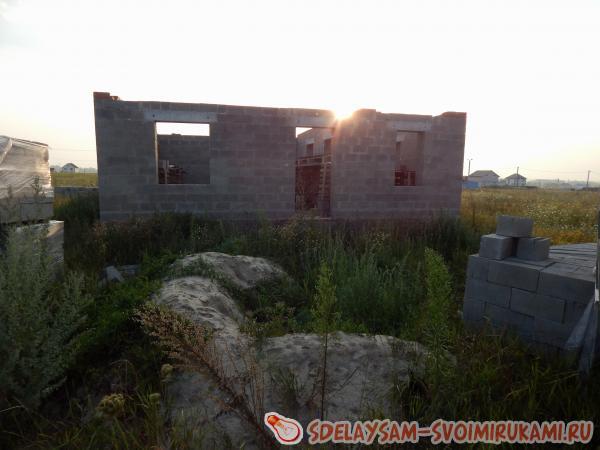 Плюсы и минусы строительства дома из шлакоблоков