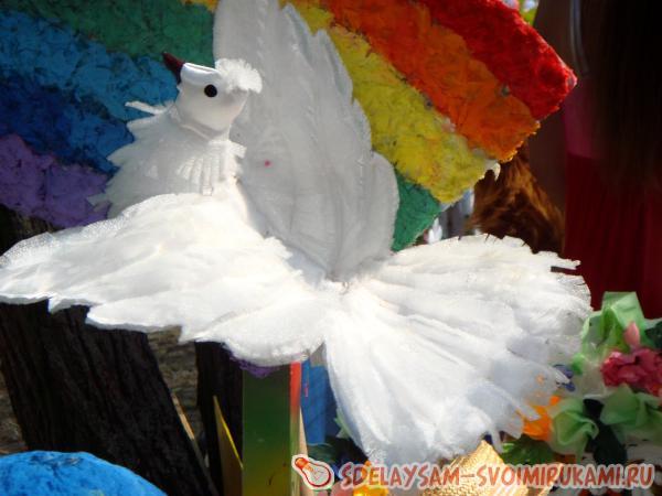 Идеи по изготовлению птиц