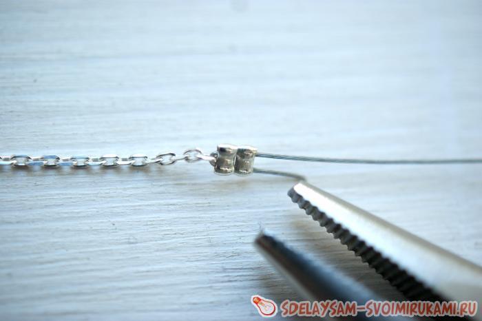 necklace Solar mood