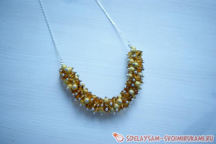 necklace Sunny mood