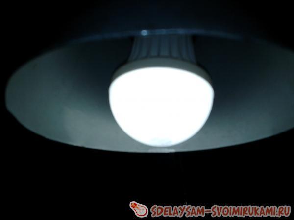 Как разобрать и отремонтировать LED лампу