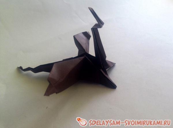 Бумажный дракон