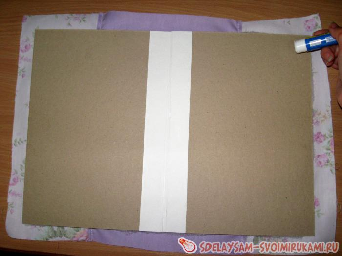 Folder for marriage certificate