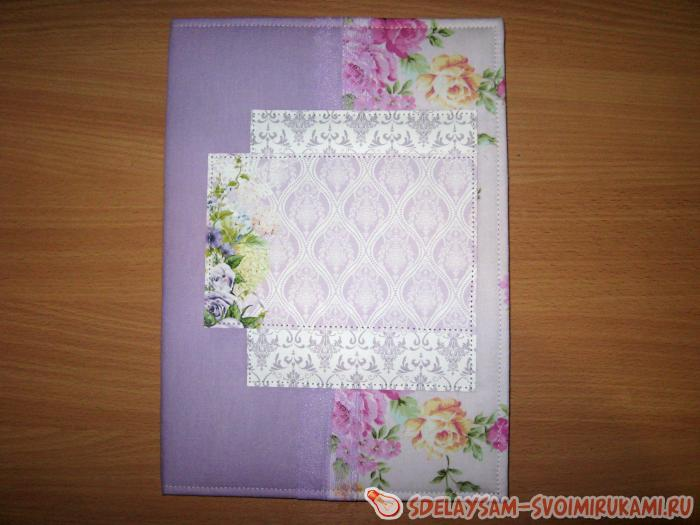 Folder for certificate about marriage