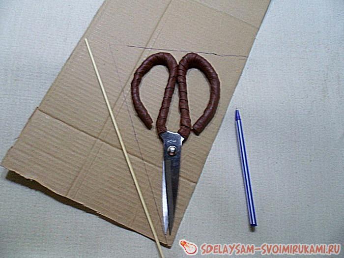 organizer for scissors