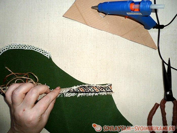 органайзер для ножниц