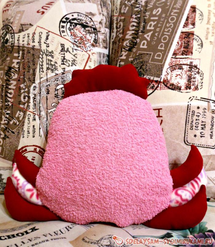 Подушка игрушка Петушок