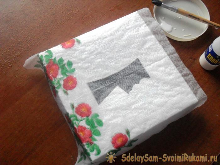 Подарочная упаковка за полчаса