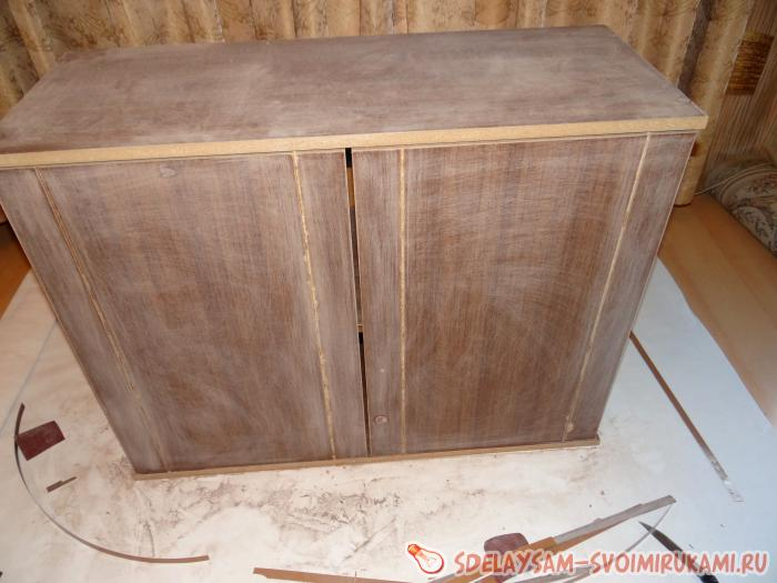 новый образ старого шкафа